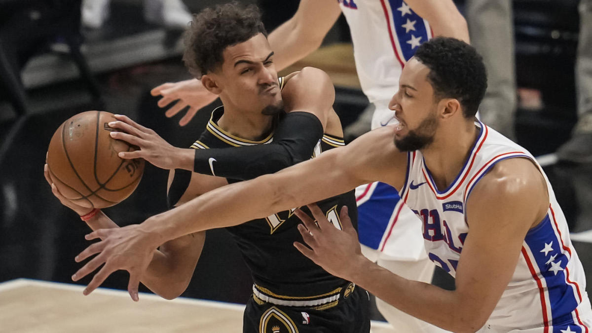 76ers vs. Hawks score: Live NBA playoff updates as Trae Young and Co. try to oust Philly, reach Eastern Finals - CBSSports.com