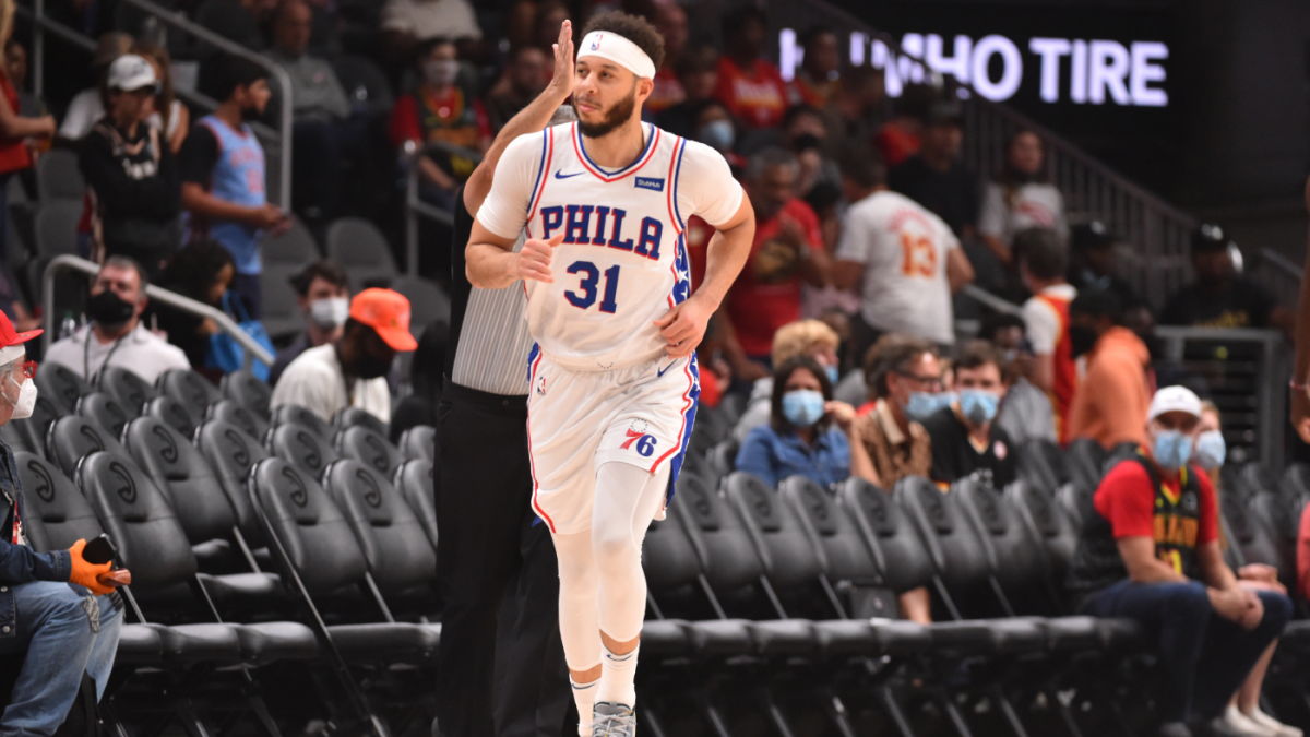 76ers vs. Hawks score, takeaways: Seth Curry, Philadelphia stave off elimination with Game 6 win over Atlanta - CBSSports.com