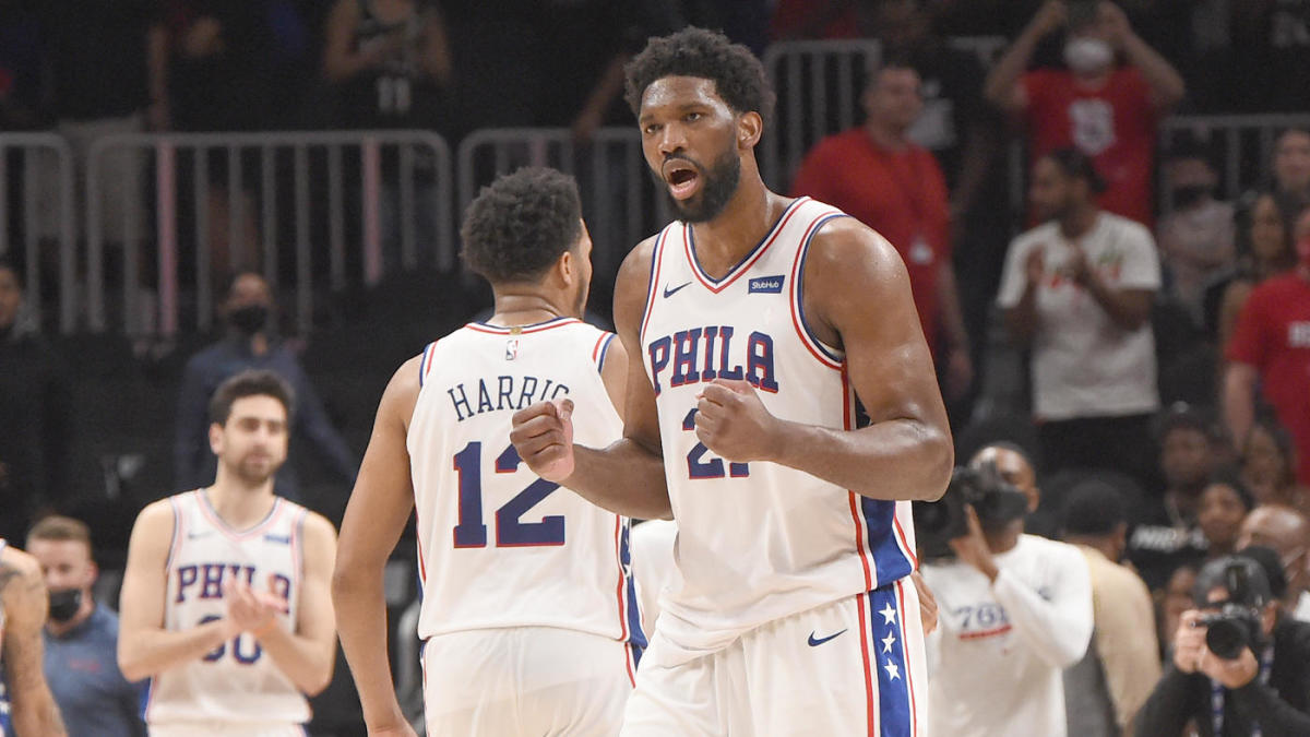 Hawks-76ers Game 7 predictions: Home-court advantage has experts leaning toward Joel Embiid, Philly to advance - CBS Sports