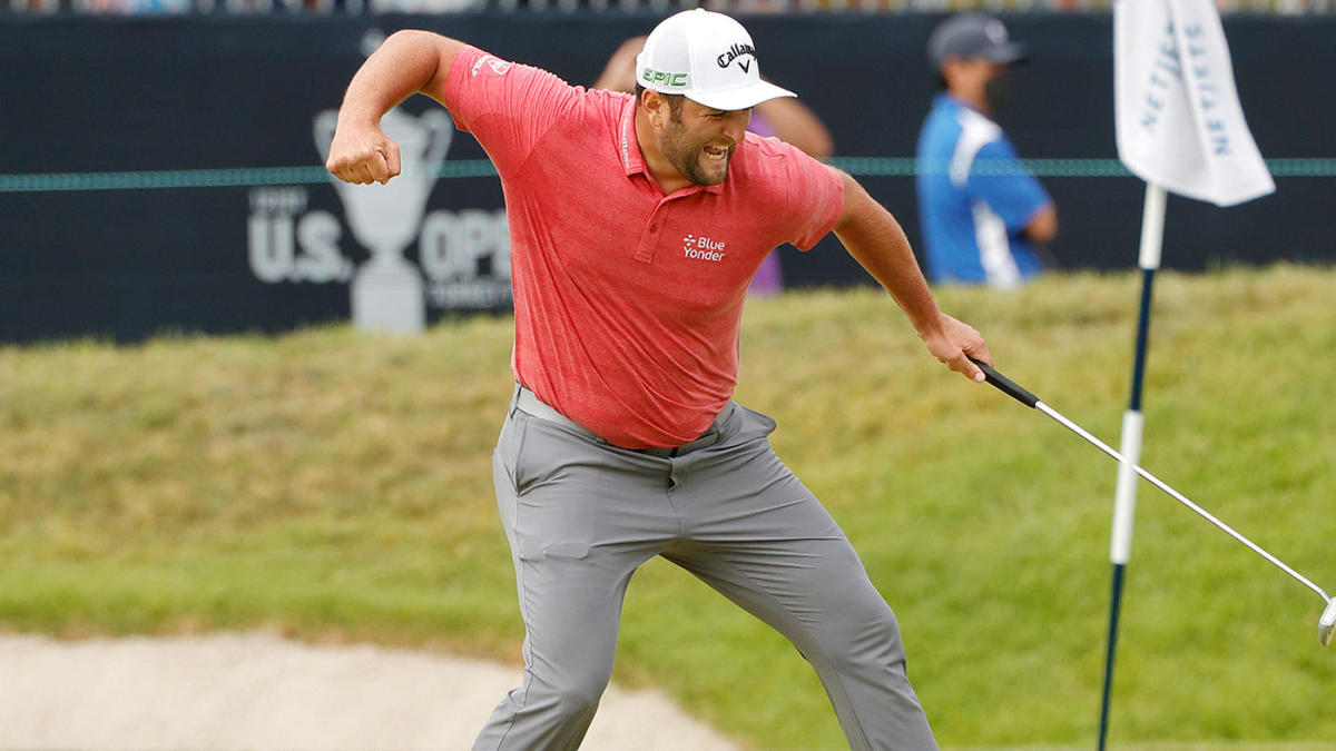 2021 U S Open Leaderboard Scores Jon Rahm Wins First Career Major With Pair Of Clutch Late Birdie Putts Cbssports Com