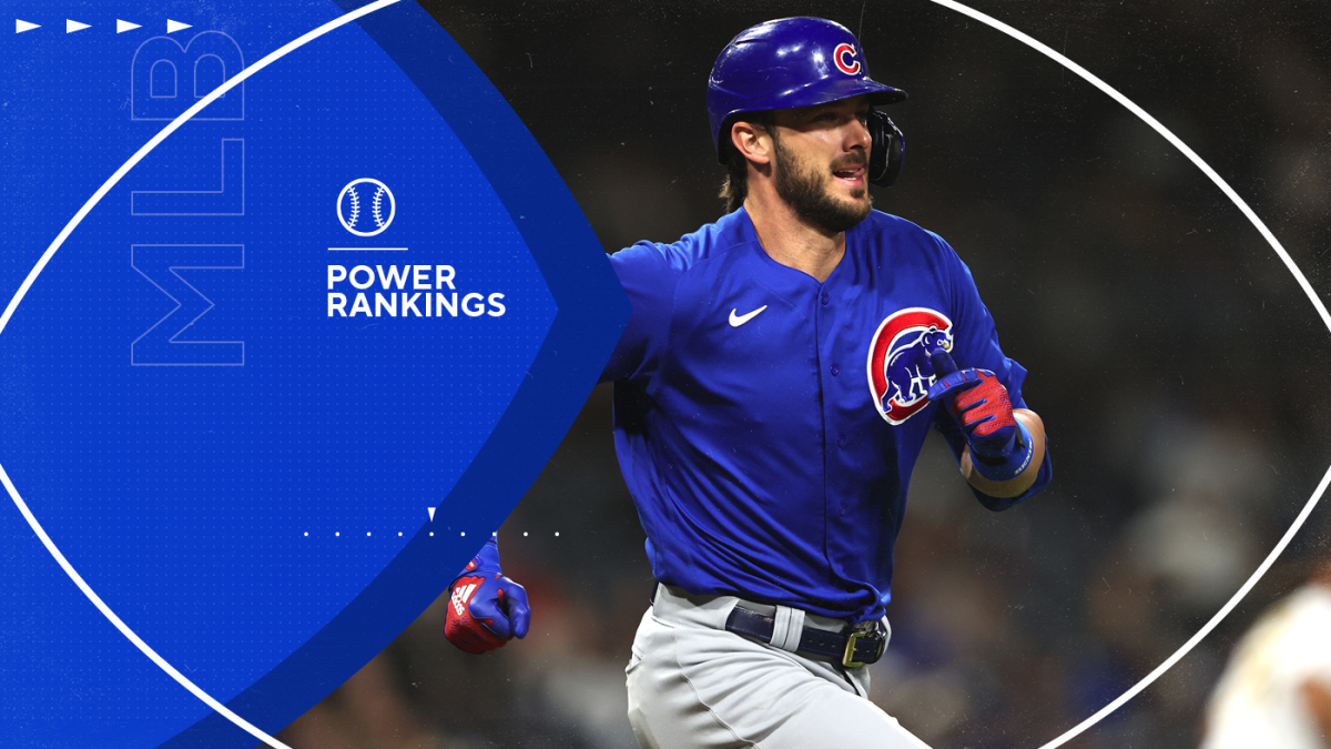 MLB Power Rankings: Which division races will heat up the most this summer?