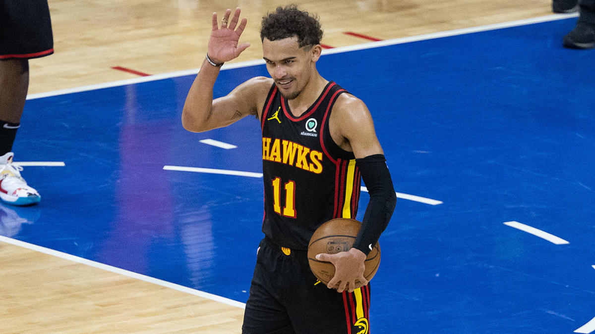 Hawks vs. 76ers: Trae Young flips script on nightmare Game 7 proves superstar mettle in the nick of time – CBS Sports