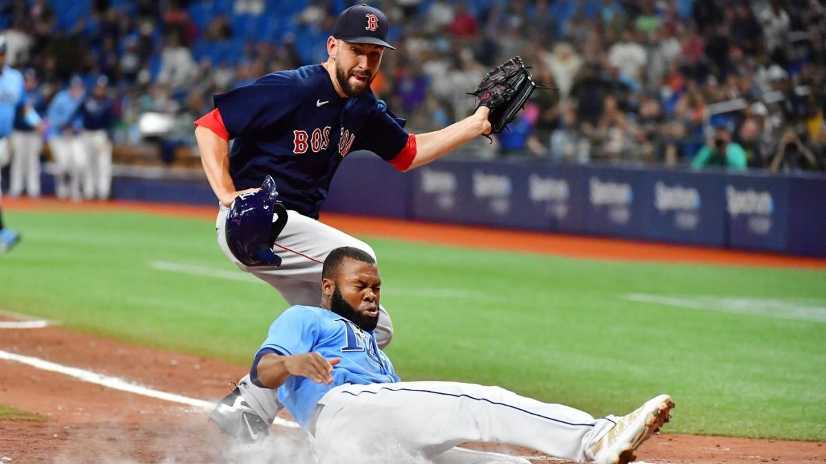 Red Sox vs. Rays: Five takeaways as Tampa Bay reclaims first place in the  AL East with a walk-off win - CBSSports.com