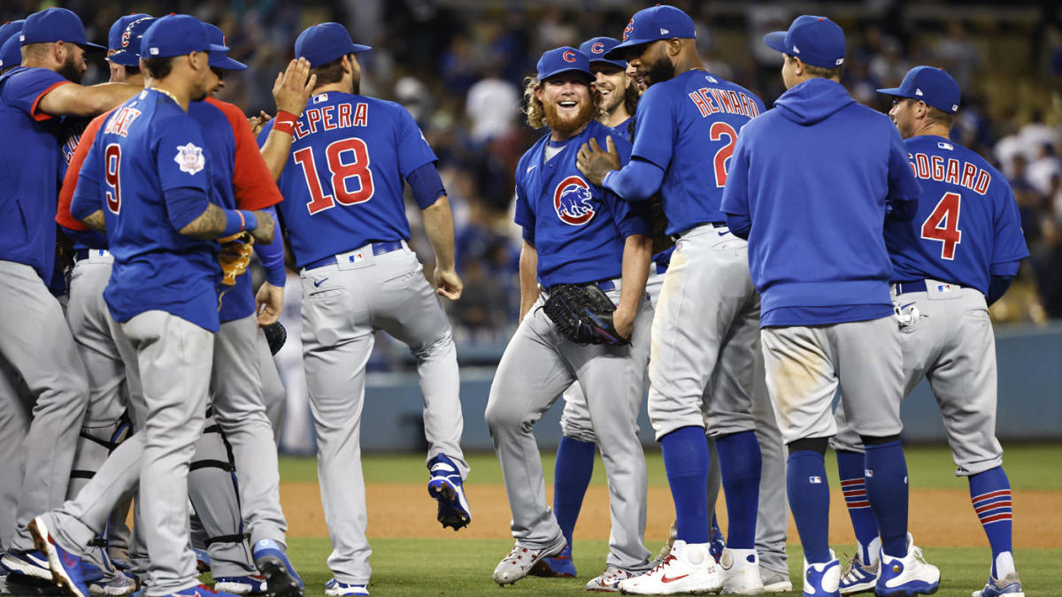 Cubs combined no-hitter: Four Chicago pitchers shut down Dodgers in MLB's seventh no-hitter of 2021 season – CBS Sports