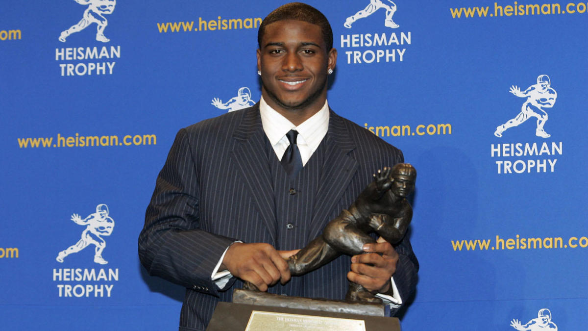 Reggie Bush unlikely to have Heisman Trophy returned after NCAA says past penalties won't be re-evaluated