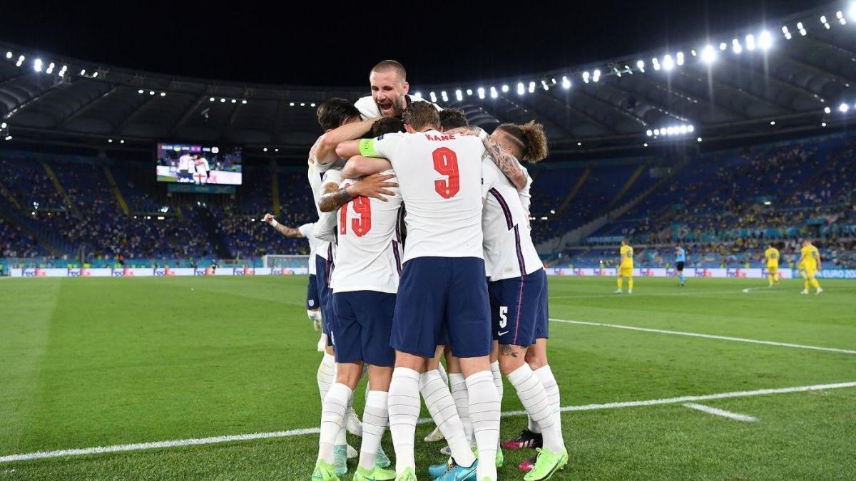 Ukraine vs. England Euro 2020 score: Harry Kane scores twice as Three Lions secure semifinal berth
