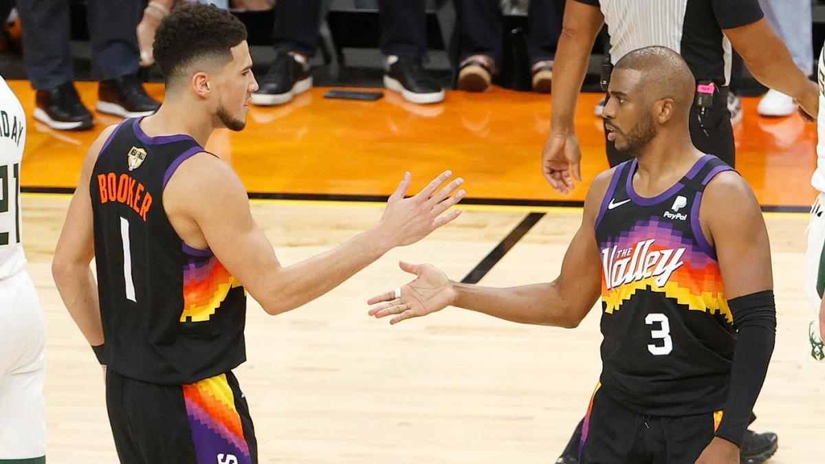 Bucks-Suns, NBA Finals score, takeaways: Chris Paul, Phoenix sink Giannis Antetokounmpo, Milwaukee in Game 1