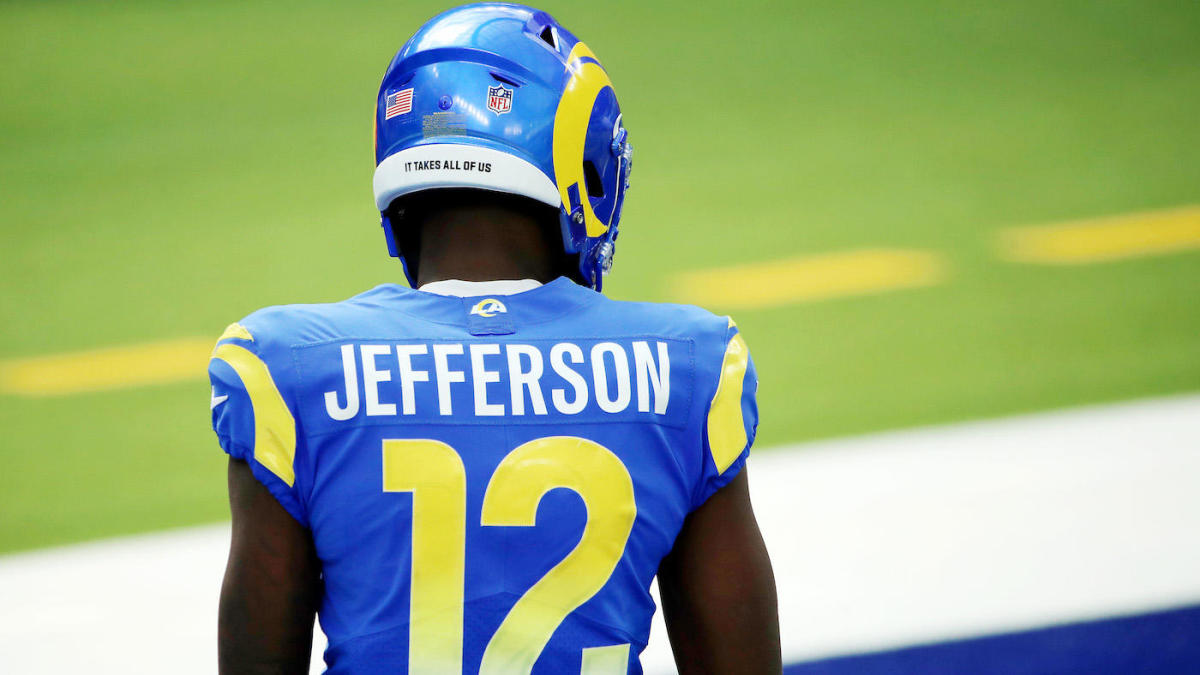 Rams, Sean McVay have high expectations for Van Jefferson ...