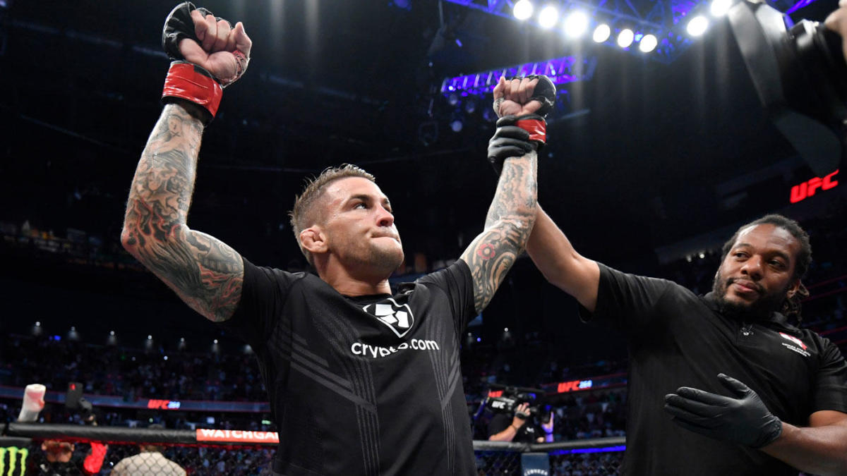 UFC 264 results, takeaways: It's time to crown Dustin Poirier as the best  lightweight in the world - CBSSports.com