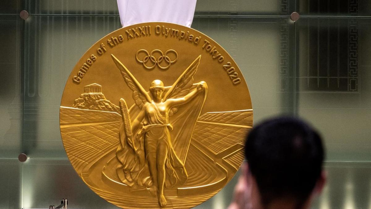 Rastreador de medallas de los Juegos Olímpicos de Tokio: el oro, la plata y el bronce cuentan para el equipo de EE. UU., Todos los demás países en los Juegos de 2020
