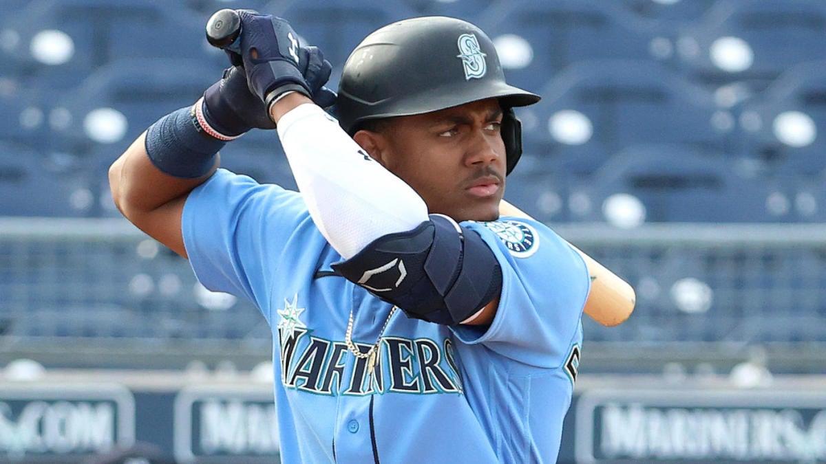 Fantasy Baseball 2021: ranking de los 25 mejores prospectos de mitad de temporada liderados por Julio Rodríguez, Bobby Witt