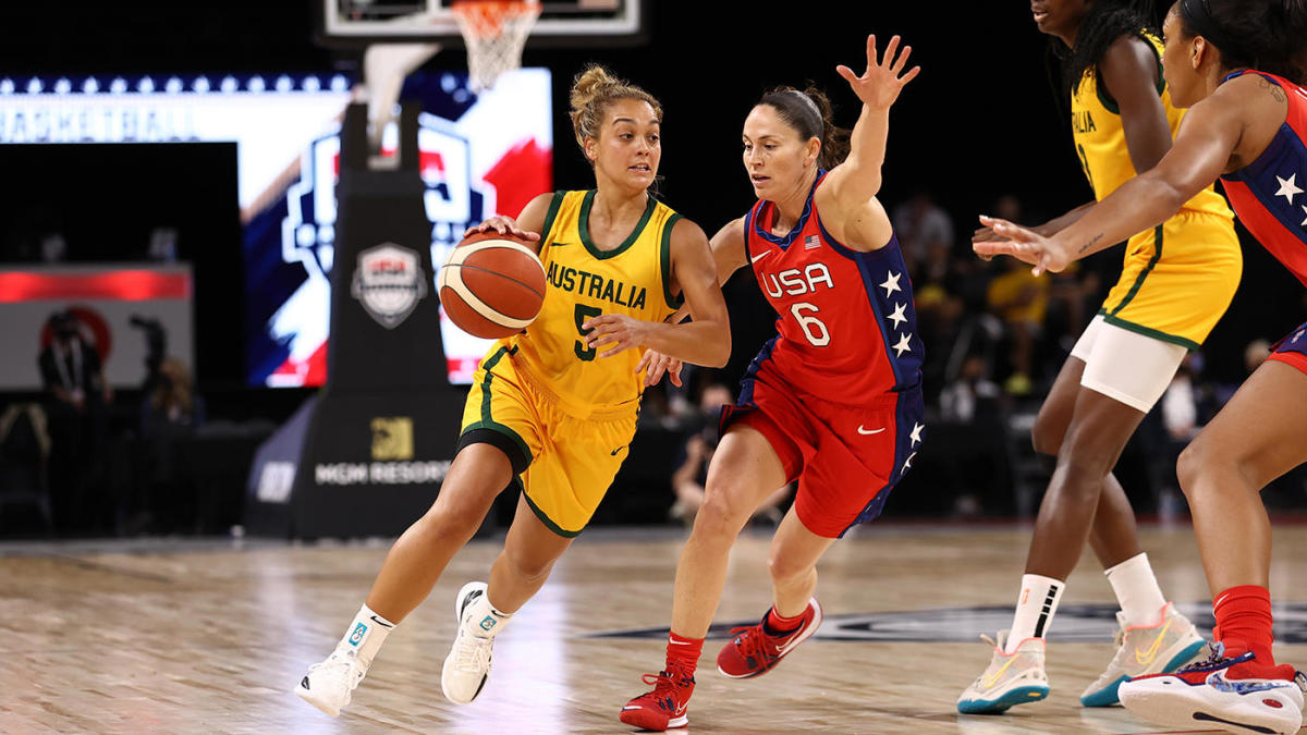 Team USA women's basketball stunned by Australia in pre-Tokyo Olympics exhibition game – CBS Sports