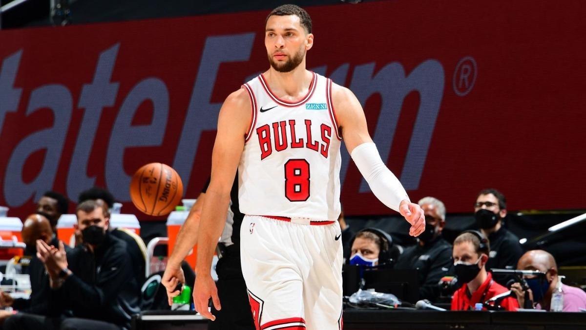 Zach LaVine es una estrella a la espera de aparecer, y los Bulls han hecho todo lo posible para darle la oportunidad de ganar