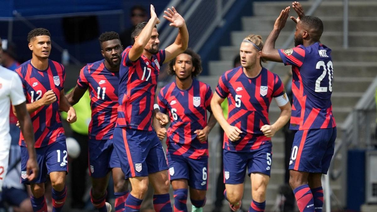 USMNT vs. Canada score: Americans score fastest goal in team history to win Group B in Concacaf Gold Cup