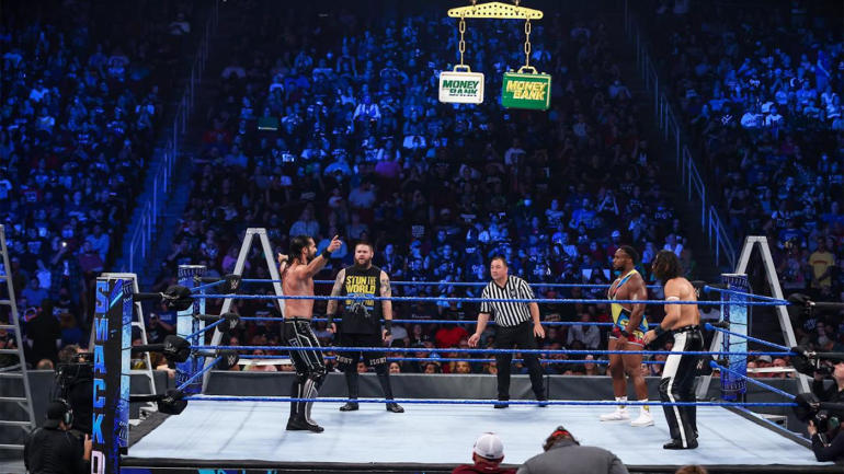 2021 WWE Money in the Bank live stream, watch online, tee time, map, matches