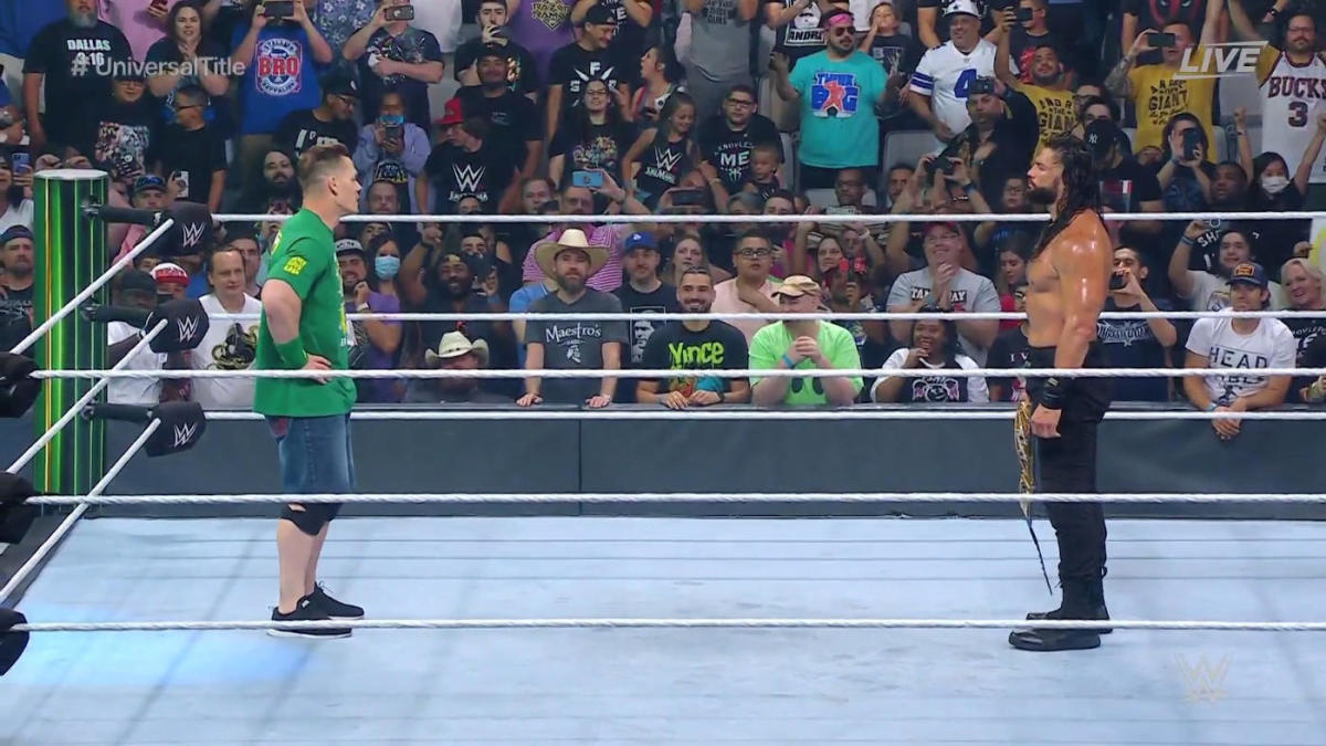 2021 WWE Money in the Bank results, recap, grades: John Cena returns to WWE after epic main event