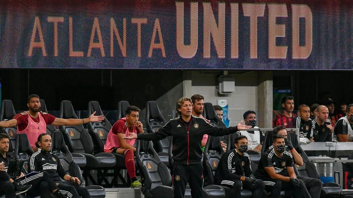 Atlanta United fired manager Gabriel Heinze, here are three names they could turn to to replace him