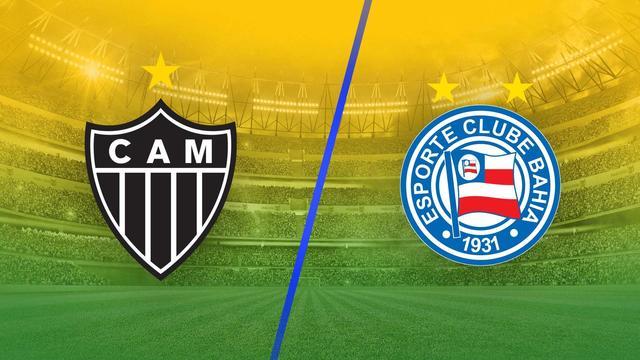 Atlético Mineiro vs. Bahia