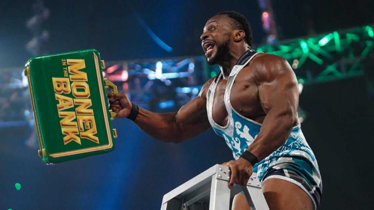 Spoiler On Big E's WWE Money In The Bank 2021 Contract Cash-In 15