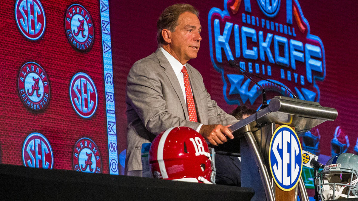 Nick Saban's million-dollar remark about Bryce Young again proves the unmatched savvy of Alabama's coach – CBS Sports