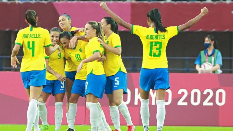 Tokyo Olympics schedule: Women's soccer TV, dates, live ...