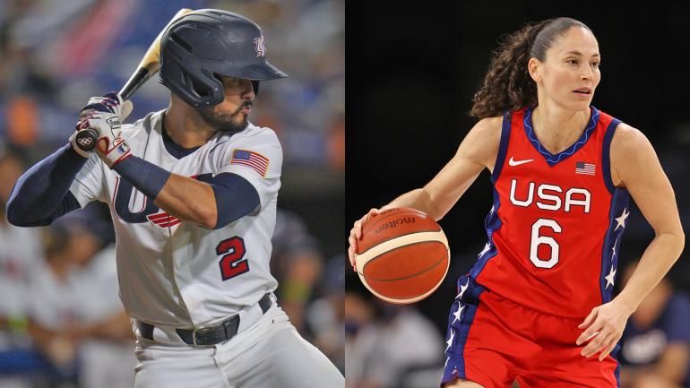 Tokyo Olympics: Team USA elects Sue Bird, Eddy Alvarez as ...