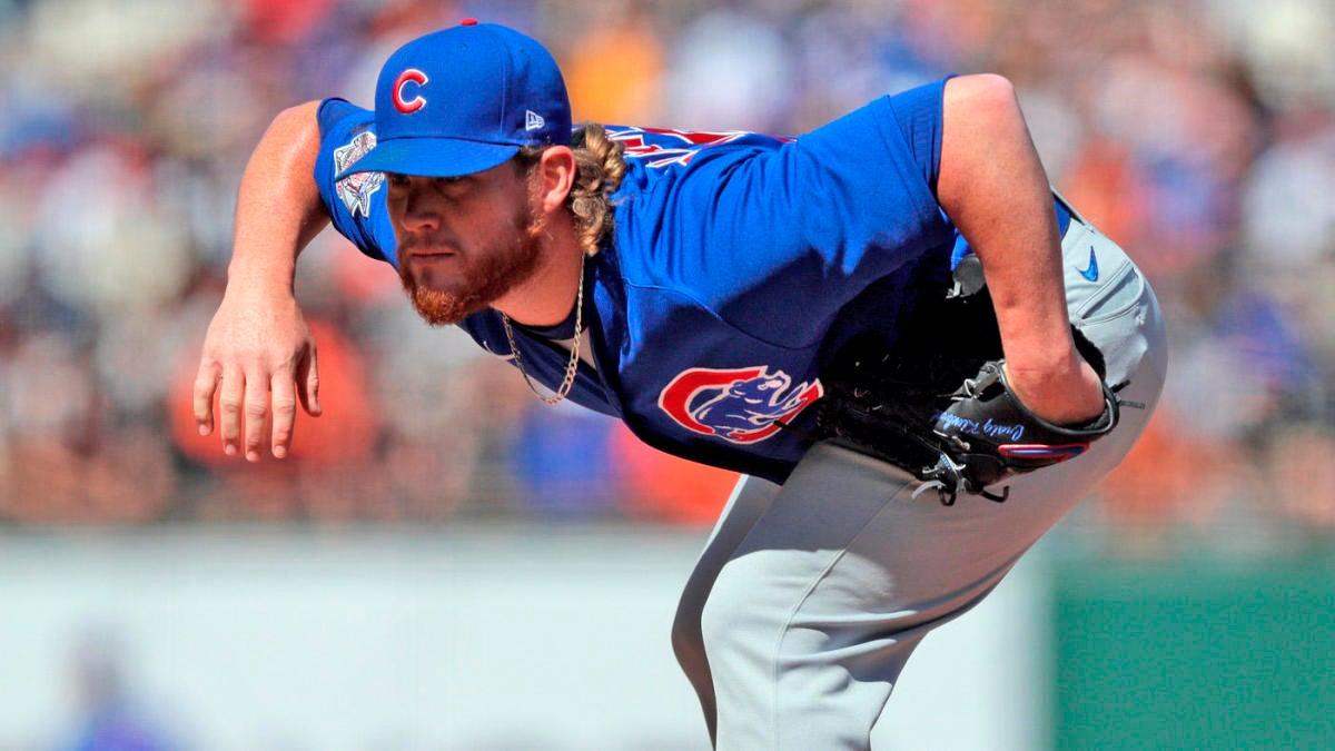 Canje de Craig Kimbrel: Medias Blancas obtienen el cerrador All-Star de los Cachorros en la fecha límite de canjes de la MLB