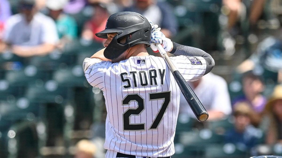 2021 MLB trade deadline: Trevor Story, Jon Gray stay put with rebuilding Rockies
