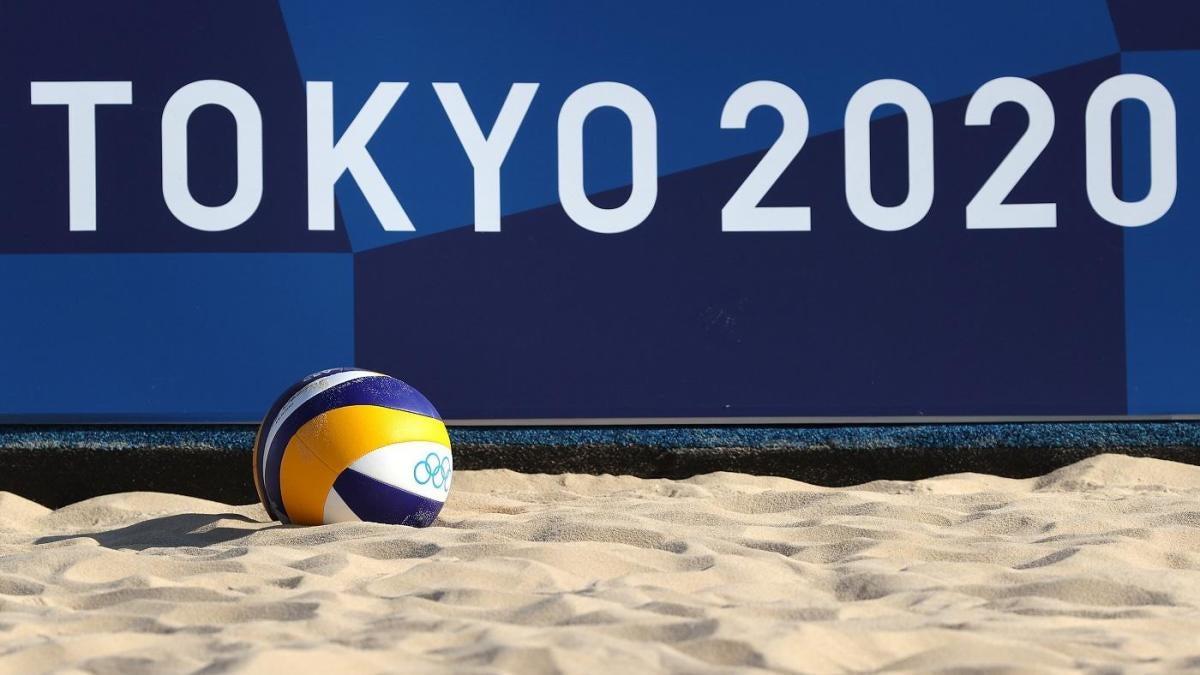 Juegos Olímpicos de Tokio 2021: se canceló el primer partido de voleibol de playa de los Juegos debido a la prueba positiva de COVID-19