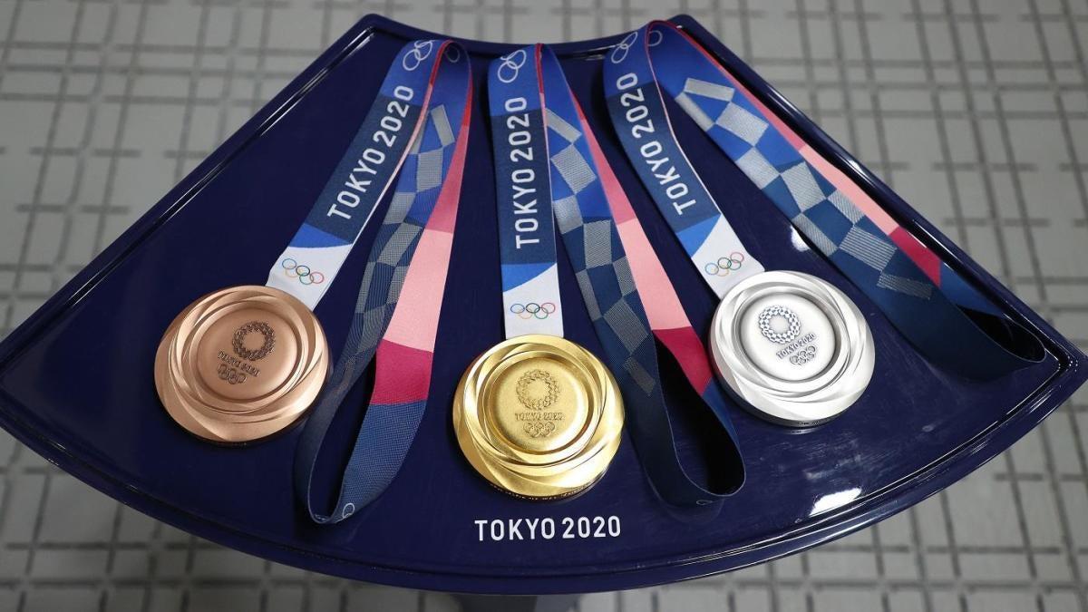 Rastreador de medallas de los Juegos Olímpicos de Tokio: el oro, la plata y el bronce cuentan para el equipo de EE. UU., Todos los países en los Juegos de 2020