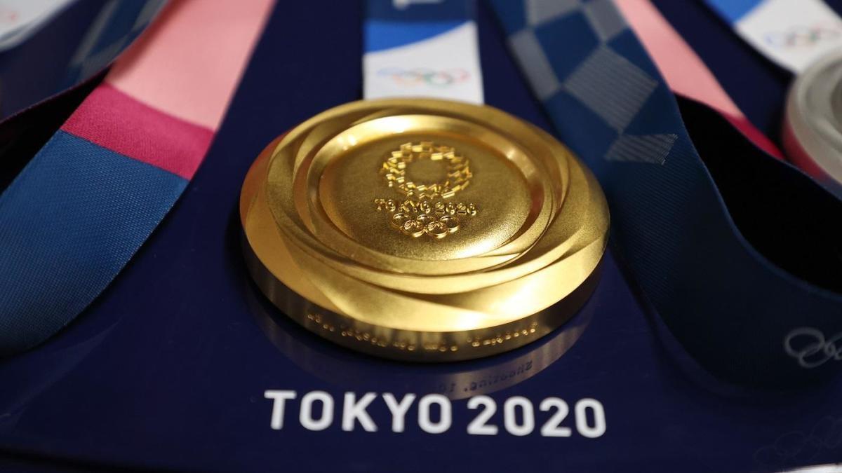 Recuento de medallas: Juegos Olímpicos de Tokio 2021