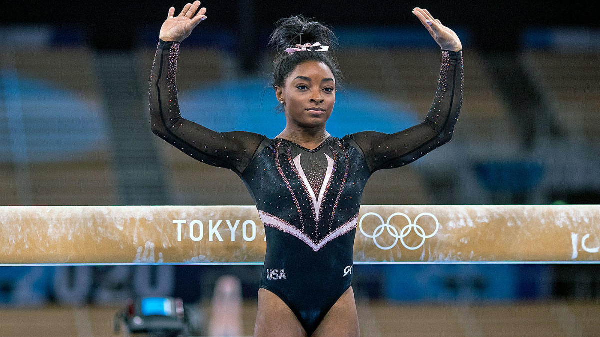 2020 Tokyo Olympics: Simone Biles withdraws from individual all-around 'to  focus on her mental health' - CBSSports.com