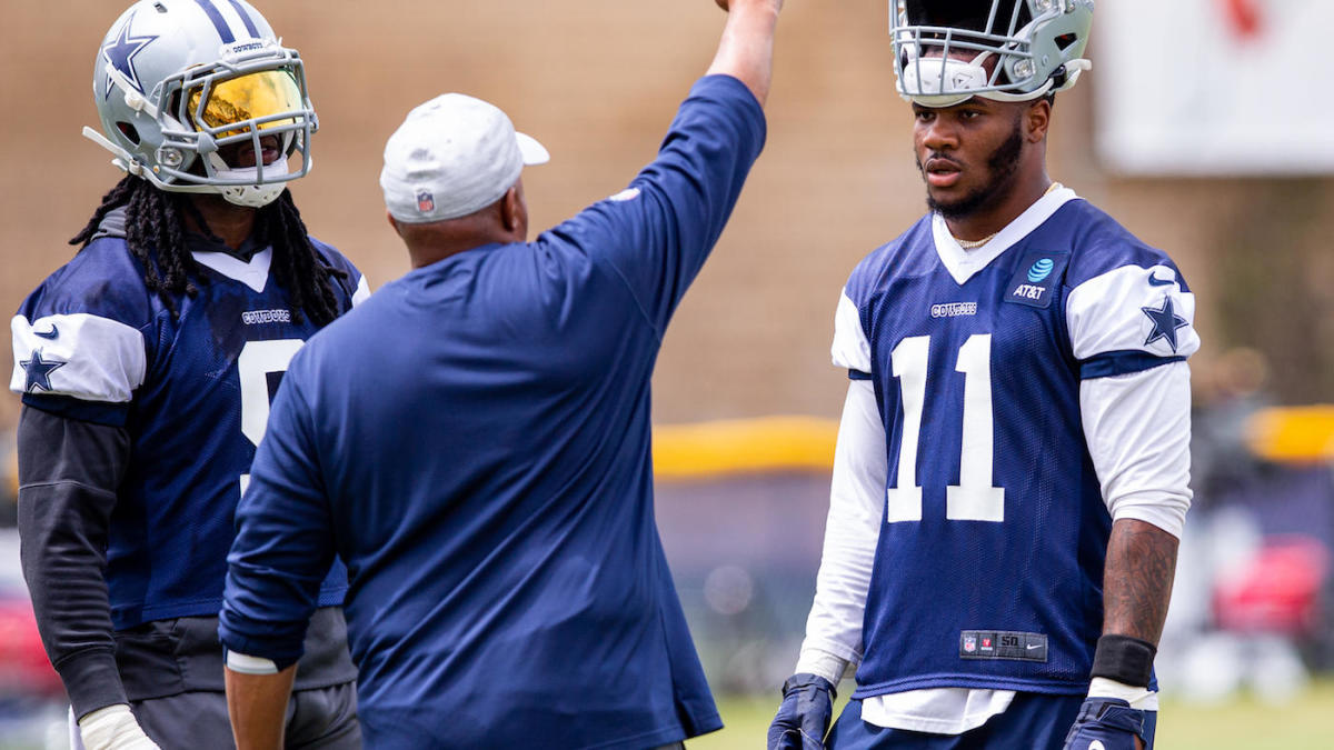 Cowboys training camp 2021: Battle at LB taking center stage with Micah Parsons seeing 'off the charts' volume