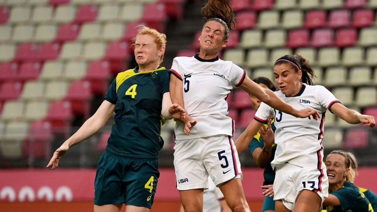 Tokyo Olympics: USWNT draw Australia, advance to quarterfinals despite only winning once in Group G