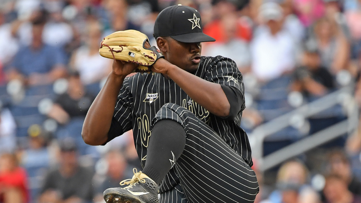 Mets' deal with 10th overall pick Kumar Rocker in jeopardy as signing deadline nears, per report