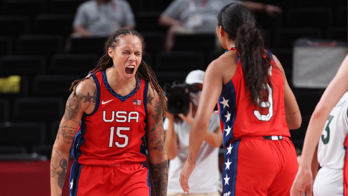 Team USA women's basketball vs. Nigeria score, Tokyo Olympics: U.S. women pick up 50th straight Olympic win