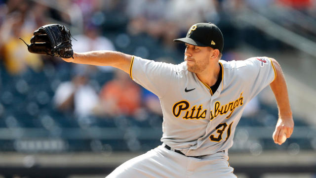 MLB trade deadline: Pirates send Tyler Anderson to Mariners after deal with  Phillies falls apart - CBSSports.com