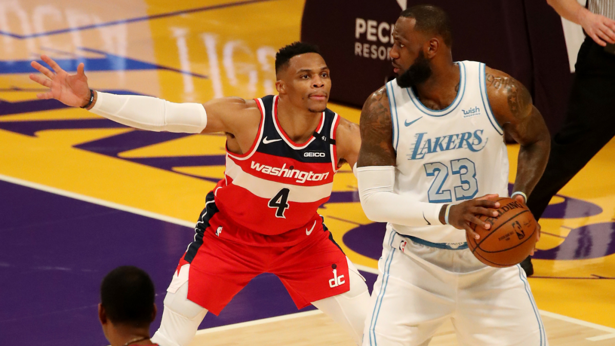Russell Westbrook met with LeBron James, Anthony Davis weeks ago to discuss playing for Lakers, per report