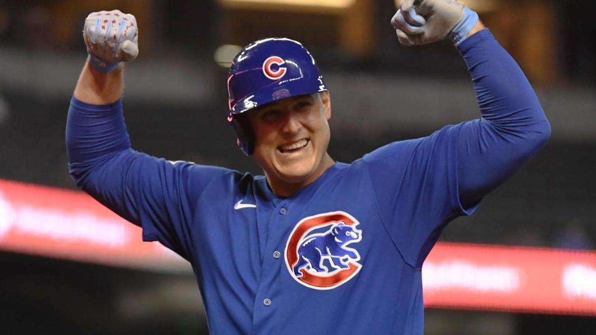 Fantasy Baseball Trade Deadline Tracker: Yankee Stadium could restore Anthony Rizzo; BoSox land Kyle Schwarber