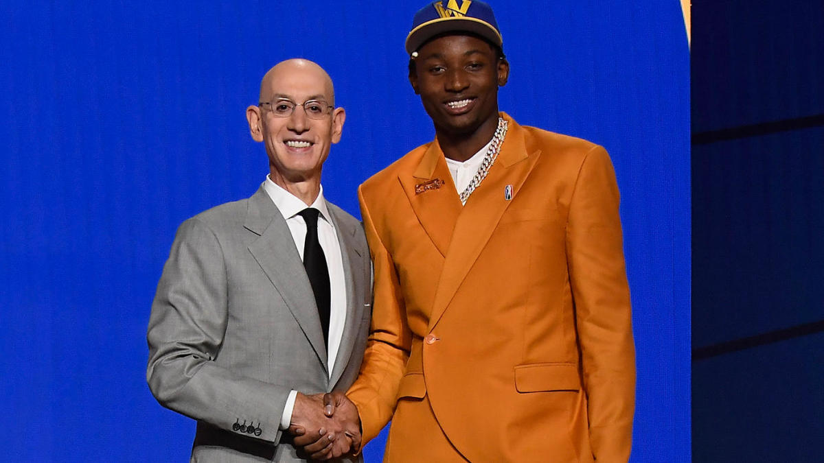 NBA Draft 2021 winners and losers: Warriors make most of picks, Knicks miss opportunity and Rockets clean up