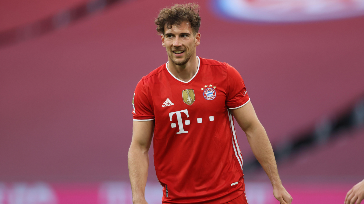 Bayern Munich's Julian Nagelsmann confident Leon Goretzka will extend contract amid Manchester United rumors
