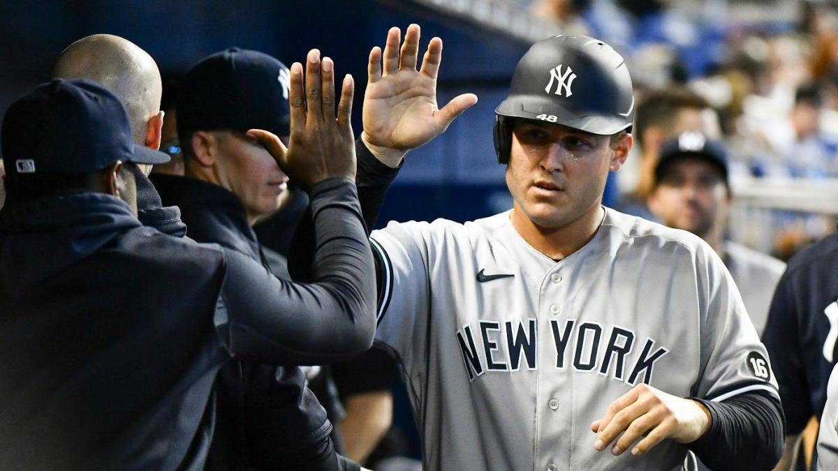 Anthony Rizzo profundiza nuevamente, se convierte en el séptimo jugador en conectar un jonrón en los primeros dos juegos con los Yankees