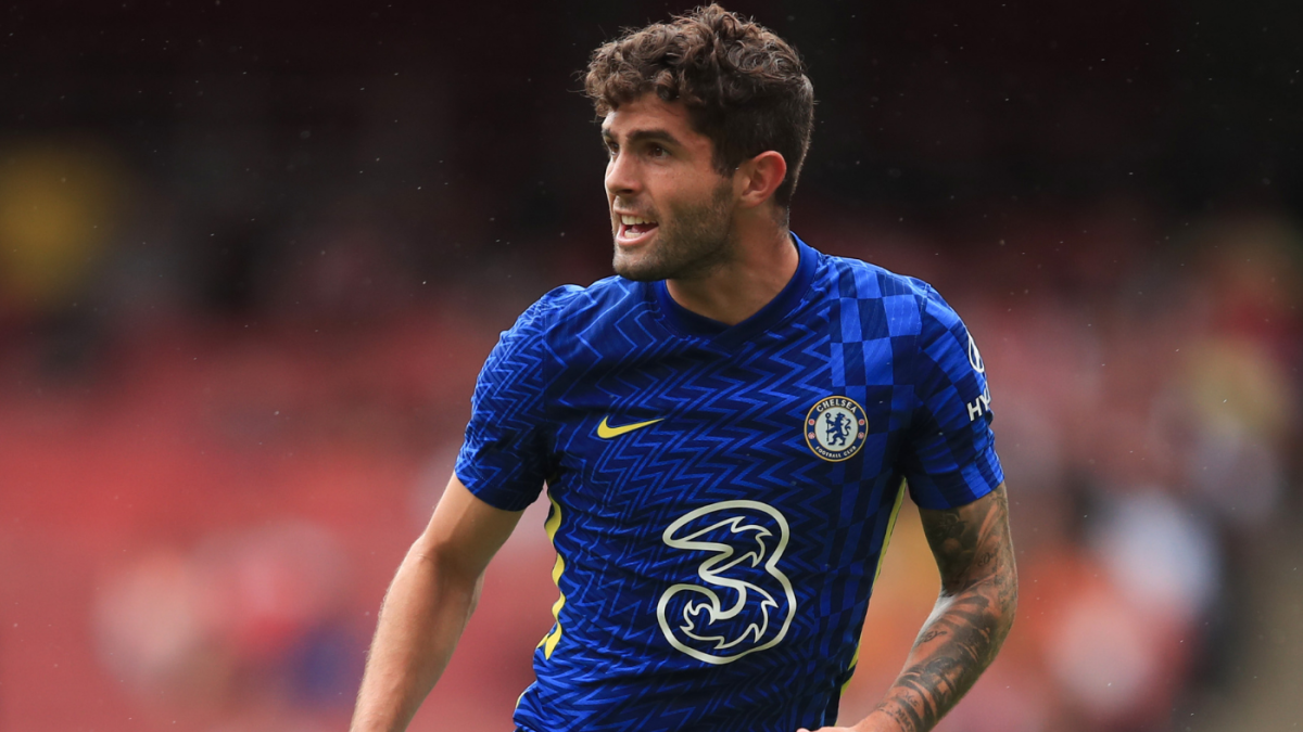 Chelsea's Thomas Tuchel explains why Christian Pulisic played new position in preseason friendly