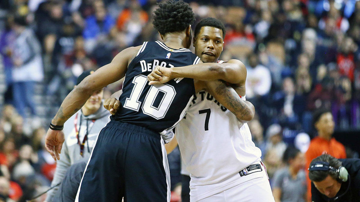 Agencia libre de la NBA: Kyle Lowry, DeMar DeRozan podrían reunirse a medida que la búsqueda de Heat de ambos aumente, según un informe