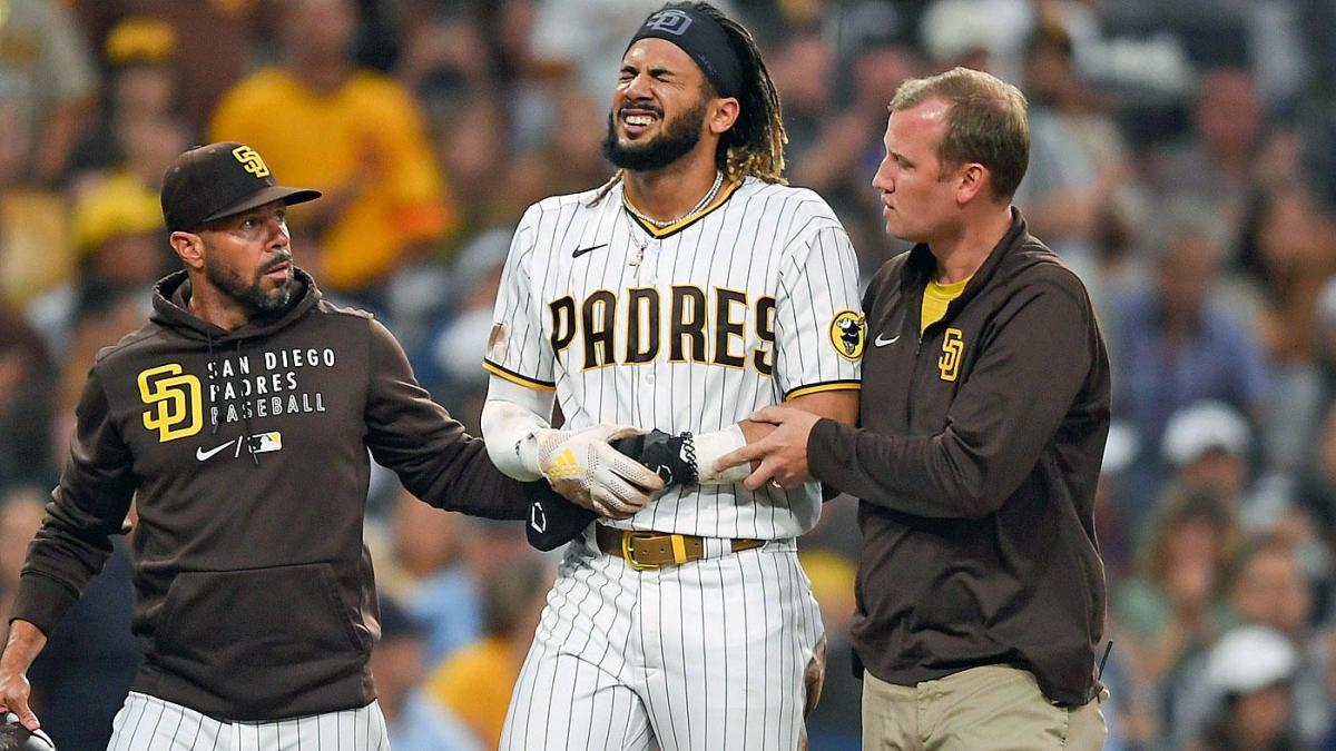 La estrella de los Padres lesionado, Fernando Tatis Jr., dice que volverá a jugar esta temporada;  será como jardinero?