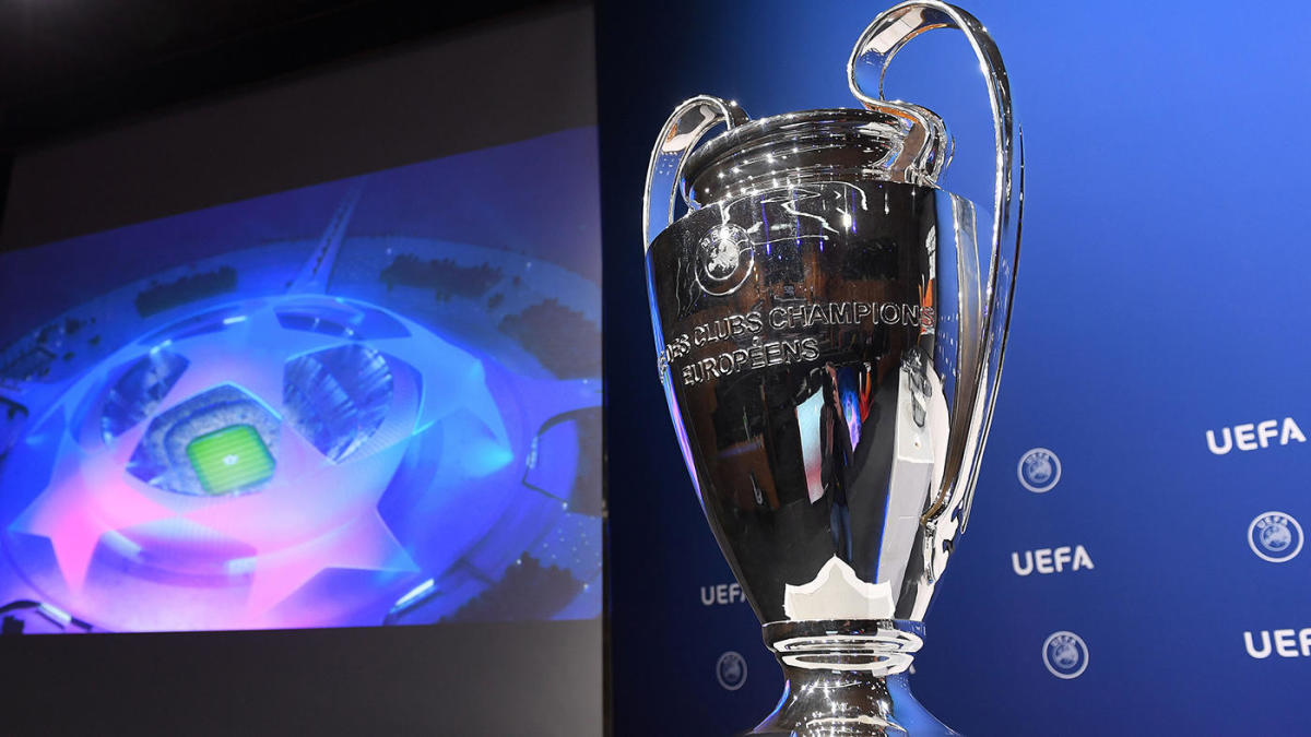 UEFA Champions League schedule, dates, results, scores, live stream as group stage pairings are set