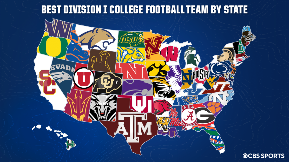 Picking the best college football team in each state entering the 2021 season