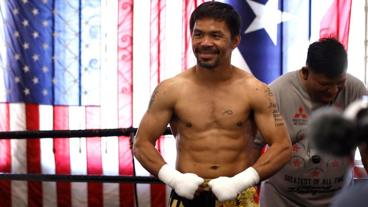 Manny Pacquiao vs.Yordenis Ugas: cartelera, probabilidades, precio PPV, guía completa, rumores, ubicación, fecha