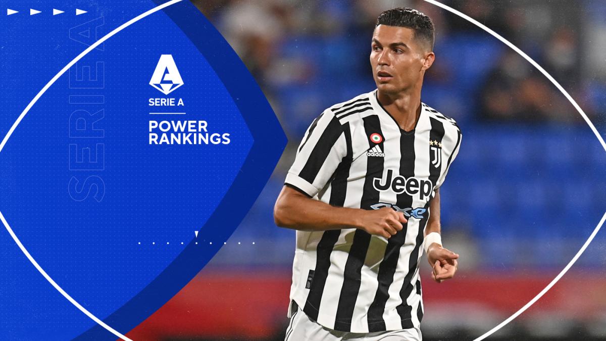 Power Rankings de la Serie A: Juventus toma la pole position;  el campeón Inter de Milán resbala tras la salida de Romelu Lukaku
