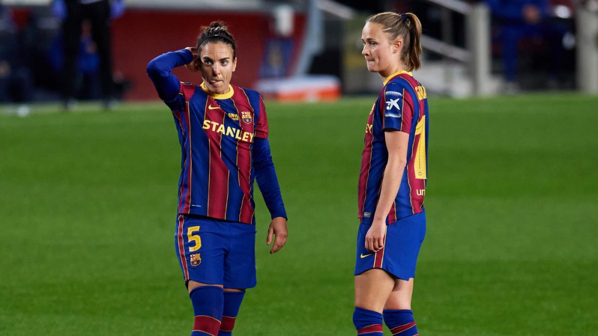 Copa de Campeones Internacionales Femenina: Caroline Graham Hansen adelanta el 'estilo muy diferente' del Barcelona